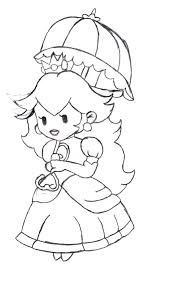 picture princess peach coloring 12 coloring books