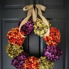 shop fall outdoor wreath on wanelo