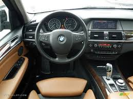 bmw x5 dashboard 2009 bmw x5 xdrive30i saddle brown nevada leather dashboard photo