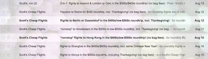 Cheap Flights On Thanksgiving Travel Hacking With Scott U0027s Cheap Flights Review Tanks That Get