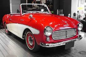 nissan fairlady 1969 history car nissan fairlady sports u2013 unusual cars
