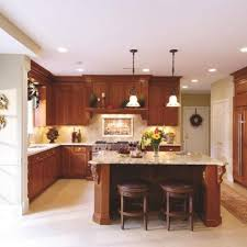 Wood Cabinet Colors Best 25 Cherry Cabinets Ideas On Pinterest Cherry Kitchen