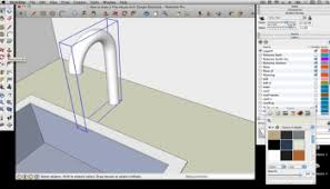 Home Design Software Google Sketchup How To Draw A Tiny House With Google Sketchup U2013 Part 1
