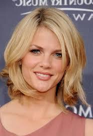 medium length concave hairstyles length haircut woman chin to shoulder length hair cut woman