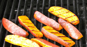 thanksgiving yam recipe grilled yams realistic cooking ideas