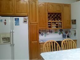 Kitchen Cabinet Refrigerator Wine Rack Kitchen Cabinet Captainwalt Com