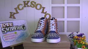 authentic christian louboutin men shoes custom made review from
