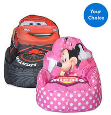 walmart disney toddler bean bag sofa chair just 17 98