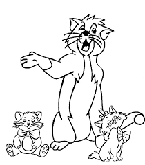 aristocats thomas play marie toulouse coloring pages