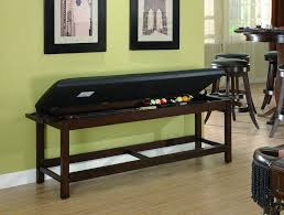Storage Bench Legacy Billiards Classic Storage Bench U2013 Chesapeake Billiards