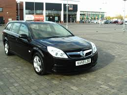 used vauxhall vectra exclusiv for sale motors co uk
