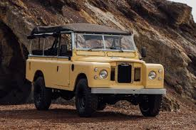land rover brown beach runner land rover 109 vintagestyle eu