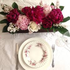 Peony Floral Arrangement by 5 Easy To Make Peony Floral Arrangements Shifting Roots