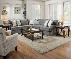 simmons flannel charcoal sofa centerfieldbar com