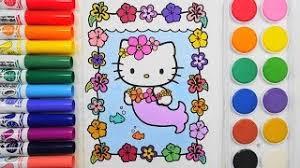download video 헬로키티 코디 색칠공부 장난감 kitty codi