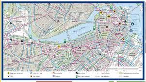 Boston Street Map Bike Share In Boston U2013 Be Wary