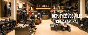 kaporal recrutement offres d emploi kaporal magasins et siège