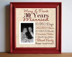 30 year anniversary ideas beautiful 30th wedding anniversary gift ideas b38 in images