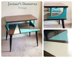 side table paint ideas awesome end table refinishing ideas pictures medsonlinecenter info