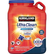 amazon com kirkland signature ultra clean laundry detergent 120
