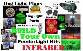 hog hunting lights for feeder hog feederlights led hog russian boar hunt feeder light pdf sports