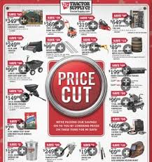 black friday tractor supply sale tractor supply ad weekly flyer sale