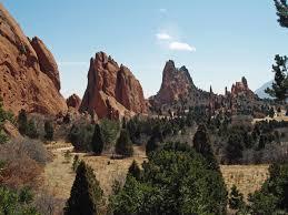 Garden Of The Gods Rock Formations Garden Of The Gods Maggie S Farm Colorado