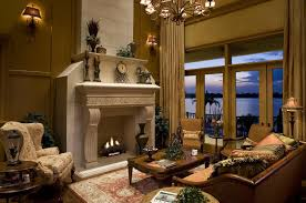 interior modern mediterranean style home interior decoration
