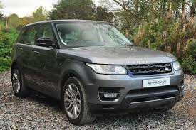 range rover silver 2016 used land rover range rover sport cars for sale motors co uk