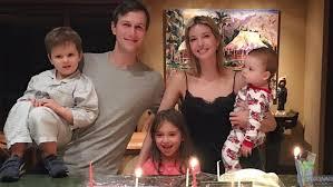 ivanka posts hanukkah photo from family vacation the times