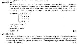 icse class x exam question papers 2011 computer science aglasem