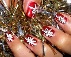 17 christmas nail art design ideas u2013 frikkin awesome