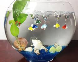 12pcs European style fish tank ornaments aquarium decorations