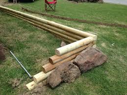 outdoor natural home depot landscape timbers u2014 nylofils com