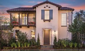 new home builder in orange county model homes irvine ca