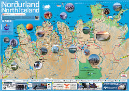 Map Of Airports Usa by Maps Of North Iceland Visit North Iceland