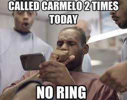 Syracuse Meme - carmelo anthony is the cadillac of basketball players swadeology