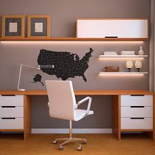 united states map wall decal gadget flow