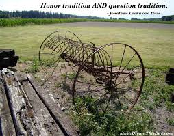 tradition quotes and sayings quotes about tradition