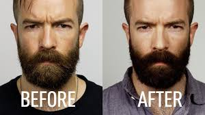 how to dye your beard jeff buoncristiano youtube