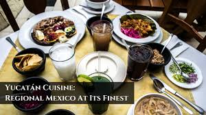 collection cuisine adventure collection yucatán cuisine regional mexico at its