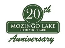 20 yr anniversary 20th anniversary event mozingo lake recreation park