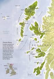 Map Of Scotland And England by Best 25 Isle Of Skye Map Ideas Only On Pinterest Island Of Skye