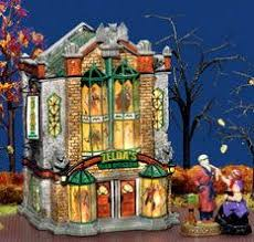 Spooky Village Halloween Decorations by 26 Best Freak Show Village Or Dept 56 Halloween Carnival Images On