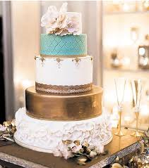 cake wedding taking the cake wedding cake trends in 2017 new orleans