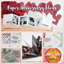 paper anniversary ideas anniversary gifts by year 12 paper anniversary ideas