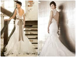 lace wedding dress with keyhole back hd wallpaper