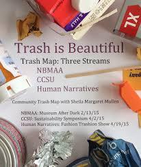 Ccsu Map New Britain Museum Of American Art Trash Map Project Stream 1