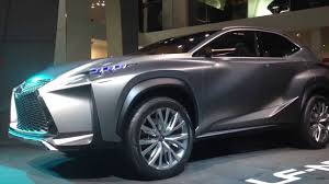 lexus lf nx lexus lf nx new concept car youtube