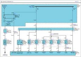 hyundai electrical wiring hyundai excel stereo wiring diagram